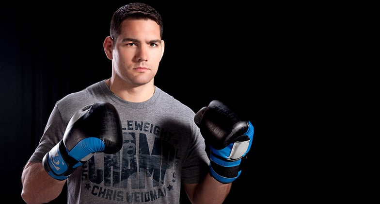 Headshots Laurens Antoine - Chris Weidman