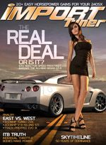 Modeling agency model portfolio Car magazine
